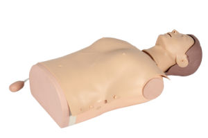 Advanced First Aid CPR Medical Training Nursing Manikin pictures & photos