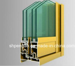 Energy-Saving Multiwall Window & Door Alumium Profile