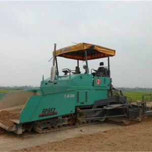 14 Ton Crawler Asphalt Paver machine (RP951A) pictures & photos