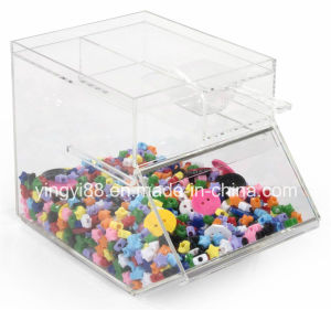 High Quality Acrylic Store Display Bins with SGS Certificates pictures & photos