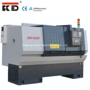 Metal High Precision Cutting CNC Machine Ck6146zx pictures & photos