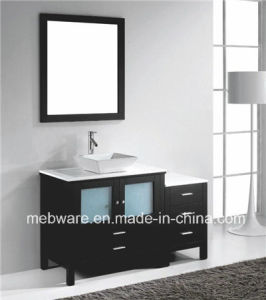 Bathroom Furniture Modern Style Sanitary Mirror and Cabinet pictures & photos