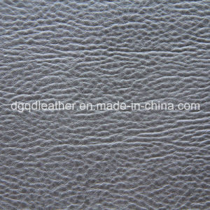 Fire Resistant BS5852-1 Furniture Leather (QDL-50329) pictures & photos