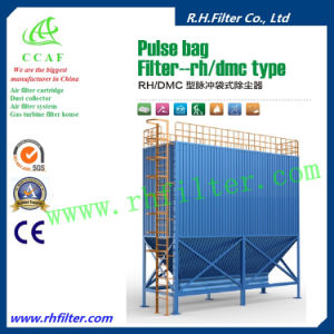 Vertical Cartridge Dust Collector Replace Bag House pictures & photos