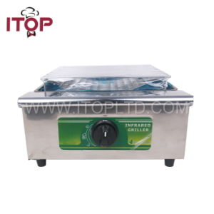 Professional BBQ Gas Infrared Grill (GBBQ-168) pictures & photos