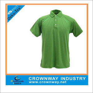 Green Sportswear Mens Perfect Cast Polo Shirt for Men pictures & photos