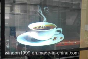 Clear Window Film / Rear Projection Holographic Film pictures & photos
