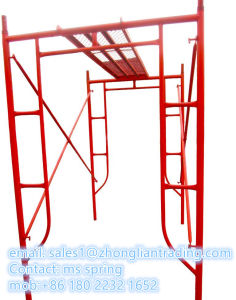 Movable Scaffolding for Africa Markets pictures & photos