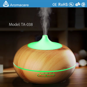 New Wood Grain Ultrasonic Cool Mist Humidifier (TA-032) pictures & photos