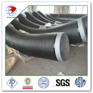 API 5L X56 3D 22.5 Degree Hot Induction Pipe Bend ASME B16.9 & ASME B16.49 Carbon Steel Bend pictures & photos