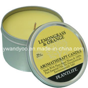 Scented Tin Candles Wholesale