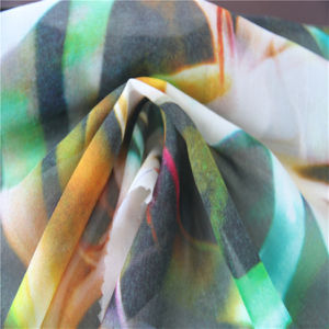 Digital Printing Silk for Chiffon pictures & photos