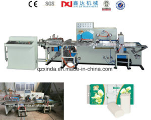 Automatic Multi-Rolls Toilet Paper Packaging Machine pictures & photos