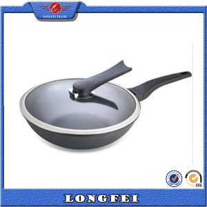 China Wholesale Best Selling Items Aluminum Indian Wok pictures & photos