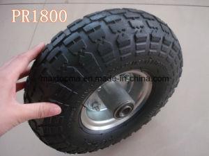 Maxtop Pr1800 Pneumatic Rubber Wheel pictures & photos