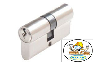 High Quality Cheapest Iron Oval Pick Body Cylinder Lock pictures & photos