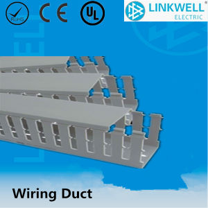 High Performance Round PVC Wiring Duct pictures & photos