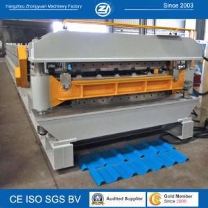 Efficiency Double Layer Roll Forming Machine pictures & photos