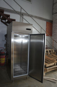 Uprigt Freezer of Single Door pictures & photos