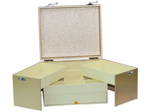 Women Makeup Storage Box/ Cosmetic Paper Box