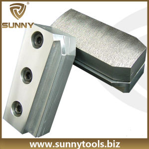 Sunny Granite Polishing Power Cutting Tools Diamond Abrasive Fickert pictures & photos
