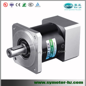 China spur gearbox for stepper motor or servo motor for Planetary gearbox for servo motor