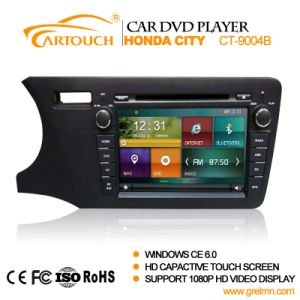 Car Multimedia Players Radio Bluetooth for Honda City 2014 LHD