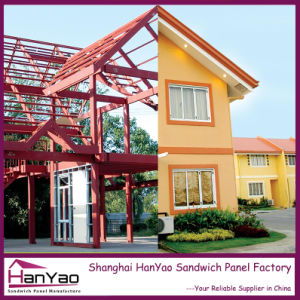 Prefabricated Steel Structure Customized High-Grade Living House pictures & photos