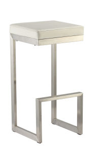 Hang up to Table Top Stainless Steel Bar Stool pictures & photos