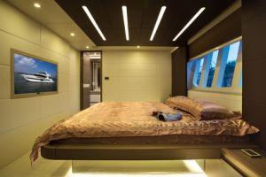 Seastella 85′ Luxury Motor Yacht with Flybridge pictures & photos