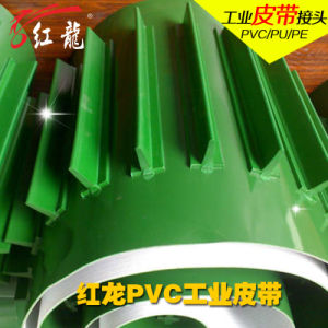 Wholesale Manufacture of Custom Green PVC Conveyor Belt in Stock for Sale pictures & photos