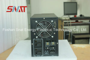 400W 12VDC Pure Sine Wave Solar Inverter pictures & photos