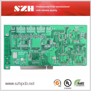 Water Heater Control Immersion Gold PCB Board pictures & photos