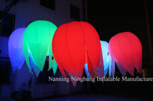 Hot Sale Inflatable Advertising Balloon Inflatable Advertisement with LED Light for Event