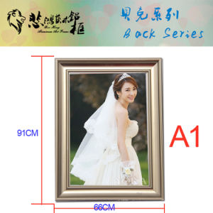 H14 A1 Aluminum Alloy Poster Frame by Practical pictures & photos