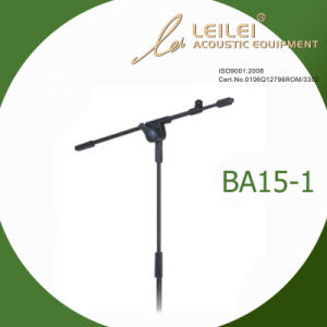 Height Ajustable Microphone Stand (BA15-1) pictures & photos