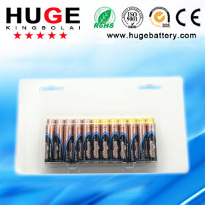 High Quality 1.5V AAA Alkaline Battery (1.5V AAA LR03) pictures & photos