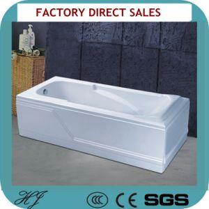 Bathroom Furniture Simple Bathtub (409) pictures & photos
