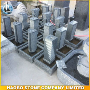 Hand Carved Granite Water Fountain for Garden Decoration pictures & photos