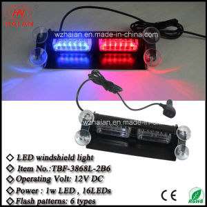 High Brightness LED Windshield Warning Lights Tbf-3868L-2b6 pictures & photos