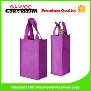 Non Woven Polypropylene Wine Tote Bag pictures & photos