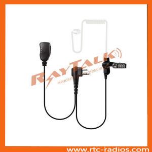 Surveillance Radio Earpiece for Motorola Dp1400/Gp2000/Gp300/Gp308 pictures & photos