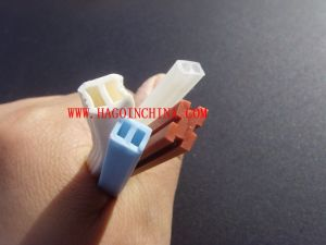 Rectangular Silicone Rubber Seal Strip pictures & photos