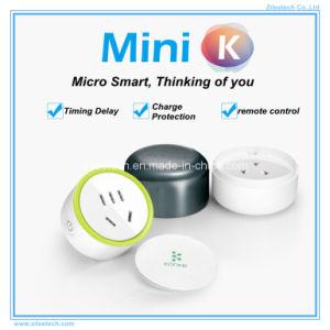 WiFi Smart Cute Timer Relay Socket
