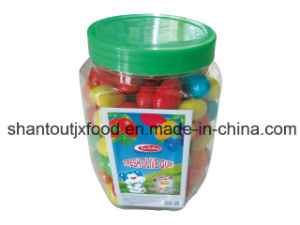 Colored Tennis Shape Bubble Gum 2.0g pictures & photos