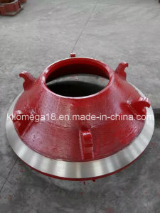 Cone Crusher Concave and Mantle for Sale pictures & photos