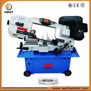 Hot Sale Model BS712n Sawing Machine Metal Band Saw with Ce Standard pictures & photos
