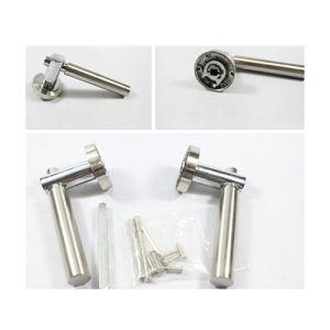 High Quality Lever on Rose, Aluminum Door Handle, Aluminium Pen pictures & photos