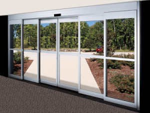 Commercial Automatic Sliding Glass Doors pictures & photos