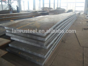 Q345A Carbon Structural and Low Alloyed Steel Plates/Wide Plate/ Hot Rolled Steel Plate pictures & photos